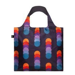 Skládací nákupní taška LOQI GEOMETRIC Circle