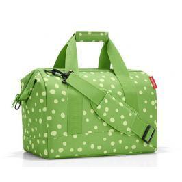 Cestovní taška Reisenthel Allrounder M Spots green