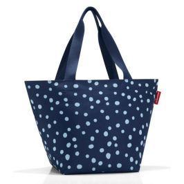Nákupní taška přes rameno Reisenthel Shopper M Spots navy