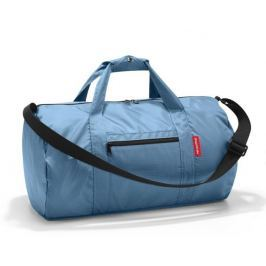 Skládací taška Reisenthel Mini Maxi Dufflebag modrá