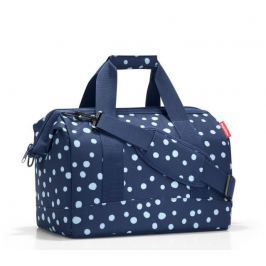 Cestovní taška Reisenthel Allrounder M Spots navy
