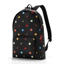 Skládací batoh Reisenthel Mini Maxi Rucksack Dots