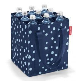 Nákupní taška na lahve Reisenthel Bottlebag Spots navy