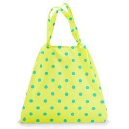 Skládací taška Reisenthel Mini Maxi Loftbag Lemon dots