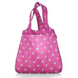 Ekologická taška Reisenthel Mini Maxi Shopper Magenta dots