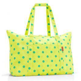 Skládací taška Reisenthel Mini Maxi Travelbag Lemon dots