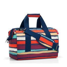 Cestovní taška Reisenthel Allrounder M Artist stripes