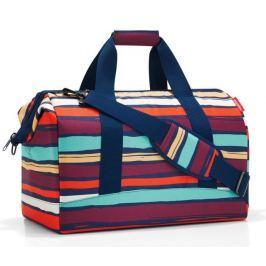 Cestovní taška Reisenthel Allrounder L Artist stripes