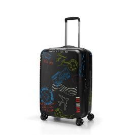 Kufr na kolečkách Reisenthel Suitcase M Special edition Stamps