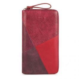 Peněženka ZWEI JANA J2 - red