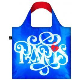 Skládací nákupní taška LOQI ALEX TROCHUT Paris