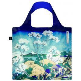 Skládací nákupní taška LOQI HOKUSAI Mt. Fuji from Gotenyama