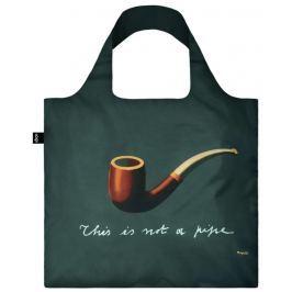 Skládací nákupní taška LOQI  MARGRITTE The Treachery of Images