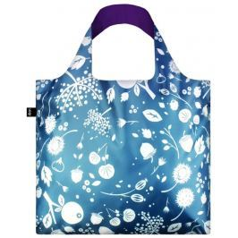 Skládací nákupní taška LOQI SEED Ash