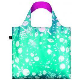 Skládací nákupní taška LOQI SEED Teal