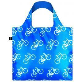 Skládací nákupní taška LOQI TRAVEL Bikes