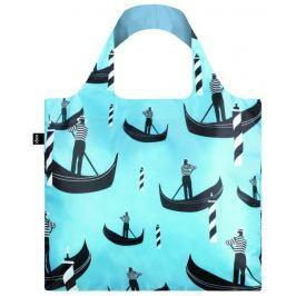 Skládací nákupní taška LOQI TRAVEL Gondola