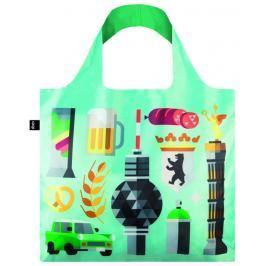 Skládací nákupní taška LOQI HEY STUDIO Berlin