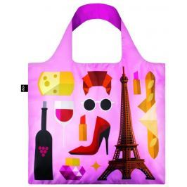 Skládací nákupní taška LOQI HEY STUDIO Paris