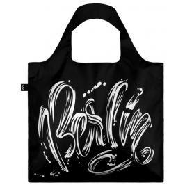 Skládací nákupní taška LOQI SAGMEISTER & WALSH Berlin Pop