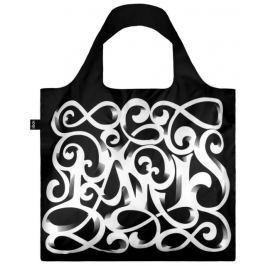 Skládací nákupní taška LOQI SAGMEISTER & WALSH Paris Art Deco