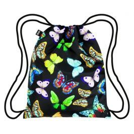 Pytlík na záda LOQI WILD Butterflies