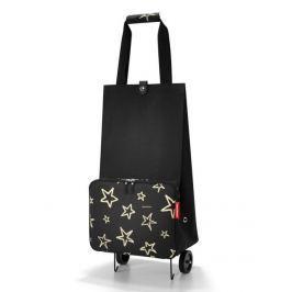 Nákupní taška na kolečkách Reisenthel Foldabletrolley Stars
