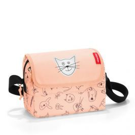 Dětská kabelka Reisenthel Everydaybag kids Cats and dogs rose