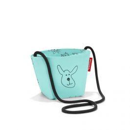 Dětská taštička přes rameno Reisenthel Minibag kids Cats and dogs mint