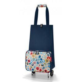 Nákupní taška na kolečkách Reisenthel Foldabletrolley Millefleurs