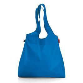 Skládací nákupní taška Reisenthel Mini Maxi Shopper L modrá