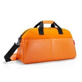 Cestovní taška Reisenthel Overnighter Canvas orange