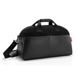 Cestovní taška Reisenthel Overnighter Canvas black