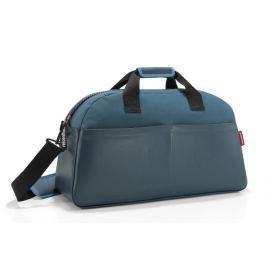 Cestovní taška Reisenthel Overnighter Canvas blue
