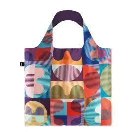 Skládací nákupní taška LOQI HVASS&HANNIBAL Grid
