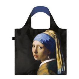 Skládací nákupní taška LOQI VERMEER Girl with a Pearl Earring