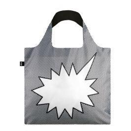 Skládací nákupní taška LOQI POP Talk