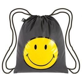 Pytlík na záda LOQI REFLECTIVE Smiley