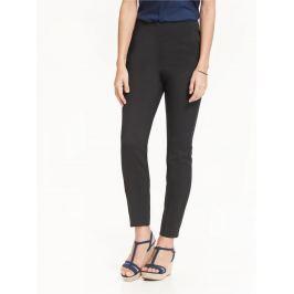 Top Secret Kalhoty dámské černé společenské