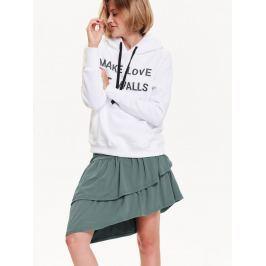 Top Secret Mikina dámská MAKE LOVE s kapucí