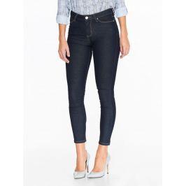Top Secret Jeansy dámské tmavě modré