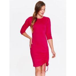 Top Secret šaty dámské jednobarevné s 3/4 rukávem