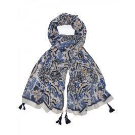 Top Secret šátek dámský modrý
