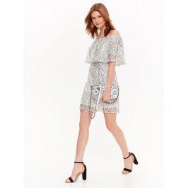 Top Secret šaty dámské s odhalenými rameny