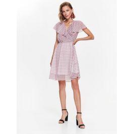Top Secret šaty dámské růžové
