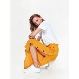 Top Secret Kalhoty dámské CULOTTE s postranními knoflíky