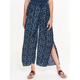 Top Secret Kalhoty dámské PALAZZO s rozparkem na boku