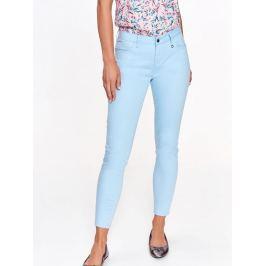 Top Secret Kalhoty dámské bledě modré s elastanem