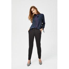 Moodo Kalhoty dámské jednobarevné