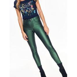 Top Secret Kalhoty dámské zelené